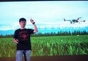 今年的科技年度大会上,极飞一次性把新品都发布了