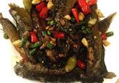 干煸泥鳅的做法,农家干煸泥鳅怎么做好吃