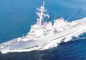 美军舰再闯美济礁 尹卓:这是明目张胆的挑衅!