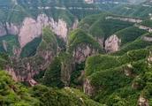 比美国大峡谷灵秀,山西竟有一条世界奇峡,藏有亿万年前的地貌!