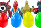奥特曼怪兽奇趣蛋糖果机 奥特蛋怪兽蛋变形蛋