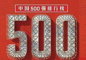 中国2017年企业500强榜单公布:国家电网居第一,华为排名第17位