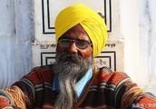 锡克教金庙的信徒——印度阿姆利则随记