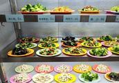 实拍:走进中国农业大学的食堂,享受这里的美食!
