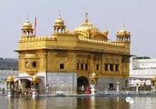 """印度阿姆利则""""金庙"""":世界上最大的免费食堂!"""