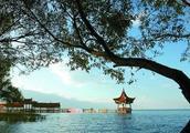 大理洱海美丽图片 人间天堂
