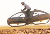 英国飞行摩托车,悬空700米飞行,堪比直升机