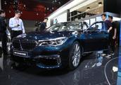 广州粤之宝宝马BMW宝马7系新能源限时优惠12.82万
