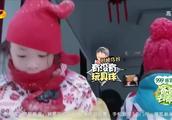 《爸爸去哪儿1》大结局前的堆雪人,看看萌娃们心里的雪人模样
