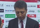 CBA 第 13 轮,辽宁主帅郭士强赛后谈贺天举重回赛场!