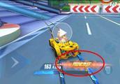 手游QQ飞车:大神都会用的漂移过弯秘密技术,原来过弯可以这么快