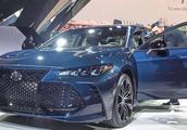 美国特供:丰田豪华中大型轿车Avalon推出第五代,有望国产!