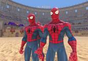 史诗战争模拟器:角斗场,蜘蛛侠大战绿巨人