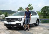 广汽传祺GS7 又一强力SUV来袭