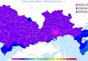 广东这些地方都下雪了,深圳还会远吗?
