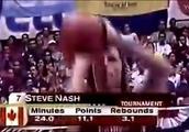 篮球界的艺术大师,风之子纳什的赛场风采!高清