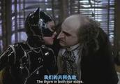 蝙蝠侠猫女片段