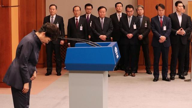 为什么说朴槿惠是一个承受了悲剧的人