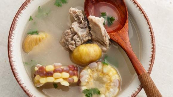 粟子猪骨汤怎么做好吃