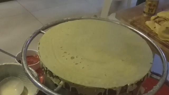 煎饼果子外皮怎么做才脆