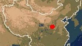 公元1556年,我国陕西关中发生的大地震的死亡人数约为多少?