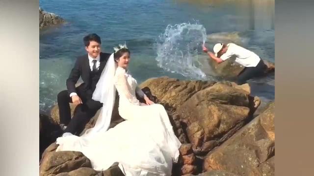 去海边拍婚纱照?拍婚纱照需要准备什么东西?