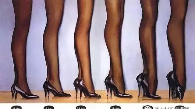 掌宽十厘米的高跟鞋穿着舒服 穿几厘米高跟鞋最舒服