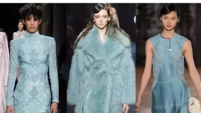 衣服流行色 2017流行色趋势2017流行什么颜色服装2017十大流行色