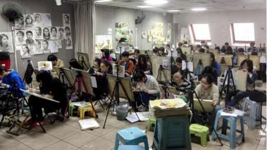 北京哪些美术培训机构好?
