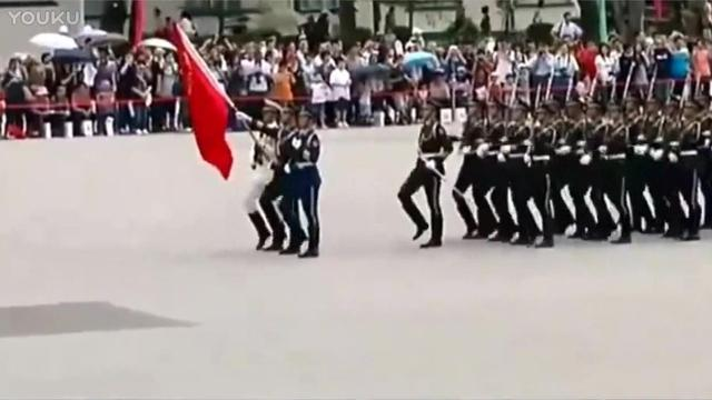 香港人看大阅兵后感受视频