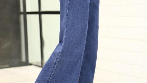 矮胖,高胖,矮瘦,高瘦的身材该怎样穿牛仔裤?