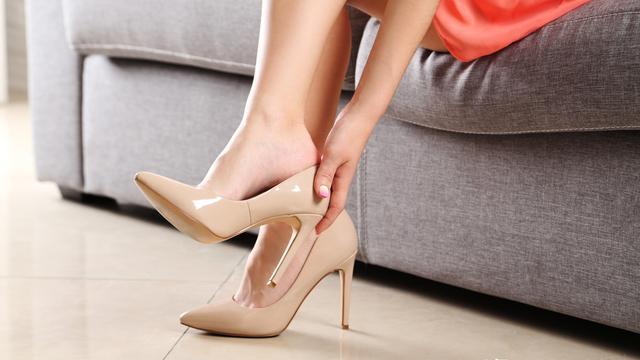 穿高跟鞋会不会变矮