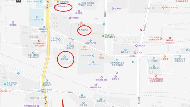 西安市经济适用房具体都在哪个位置?