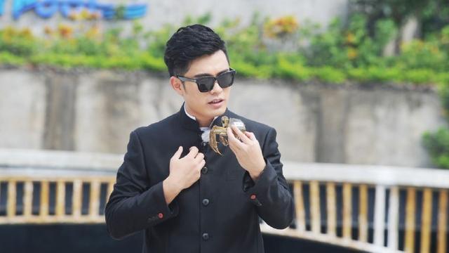 陈都灵国际电影节 陈赫叔叔是谁