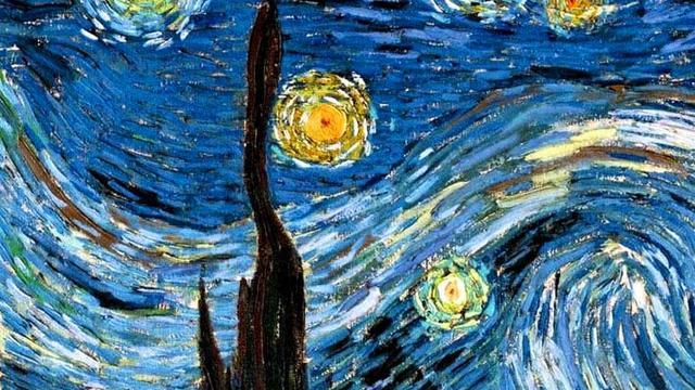 从星夜分析梵高的心理变化 梵高星空的赏析