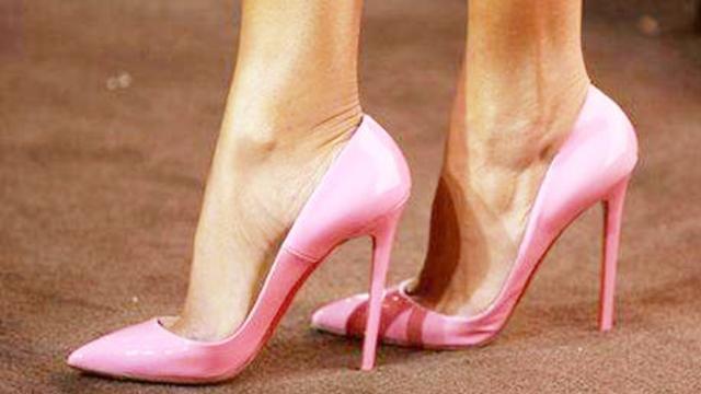 【图】高跟鞋不跟脚怎么办?高跟鞋掉跟有什么方法解决?