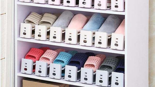 女生们,你们的高跟鞋一般是怎么收纳的?有专门的鞋柜吗?