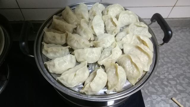 青萝卜包饺子怎么做