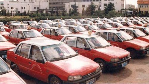 青岛出租车有限公司大发快三彩票APP多少 有关青岛出租车公司的名称及大发快三彩票APP