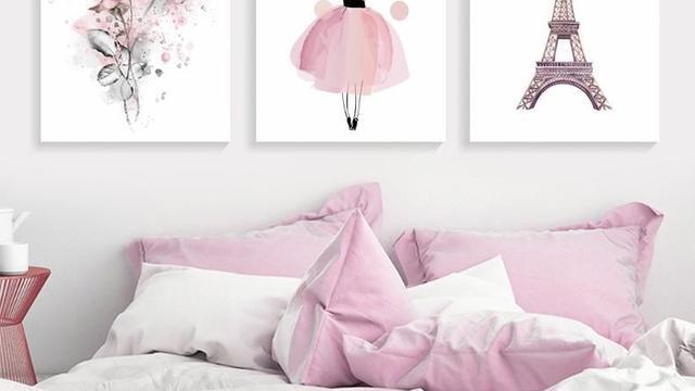 如何装修打造一间漂亮的女生卧室