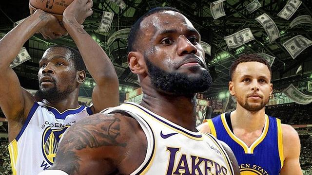 NBA球队是主要靠什么来赚钱的