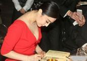 中国当红明星的个性签名照,不八卦也要看看!