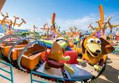 胡迪、巴斯光年在等你,上海迪士尼玩具总动员区今日试营业