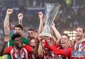欧联杯决赛:马竞夺冠