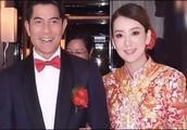 方媛晒自拍打扮精致超贵妇与老公郭富城约会