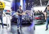 王者之争:广州车展宝马5系、奥迪A6L、奔驰E级横评