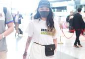 VAVA现身北京机场,嘻哈选手被PGONE害惨了