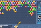 泡泡龙游戏之五彩球弹弹弹儿童益智育儿小游戏
