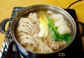 海鲜清汤火锅怎么做