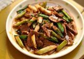 大蒜炒猪肝的做法是什么?